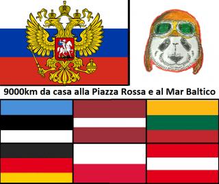logo viaggio russia